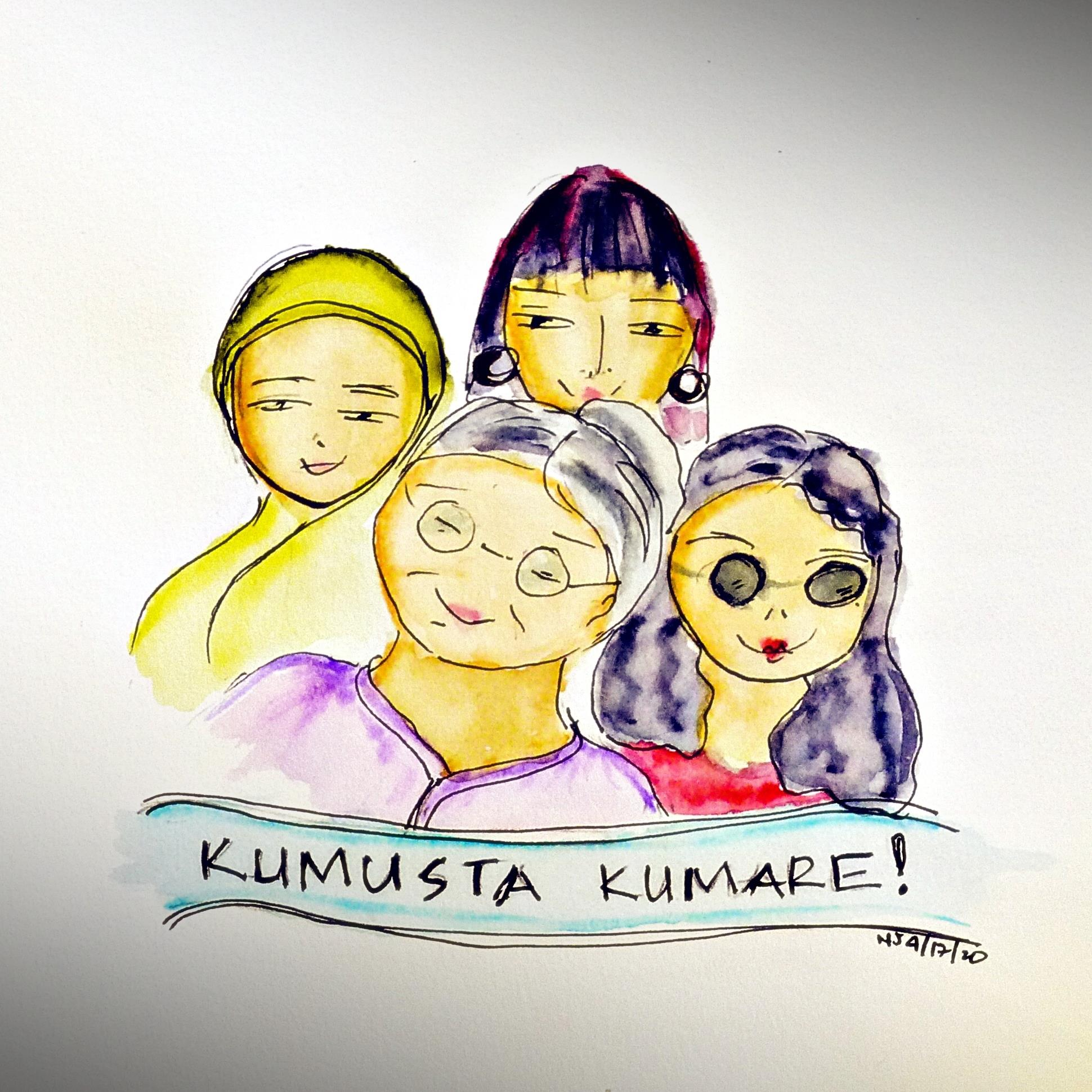 Show artwork for Kumusta, Kumare!