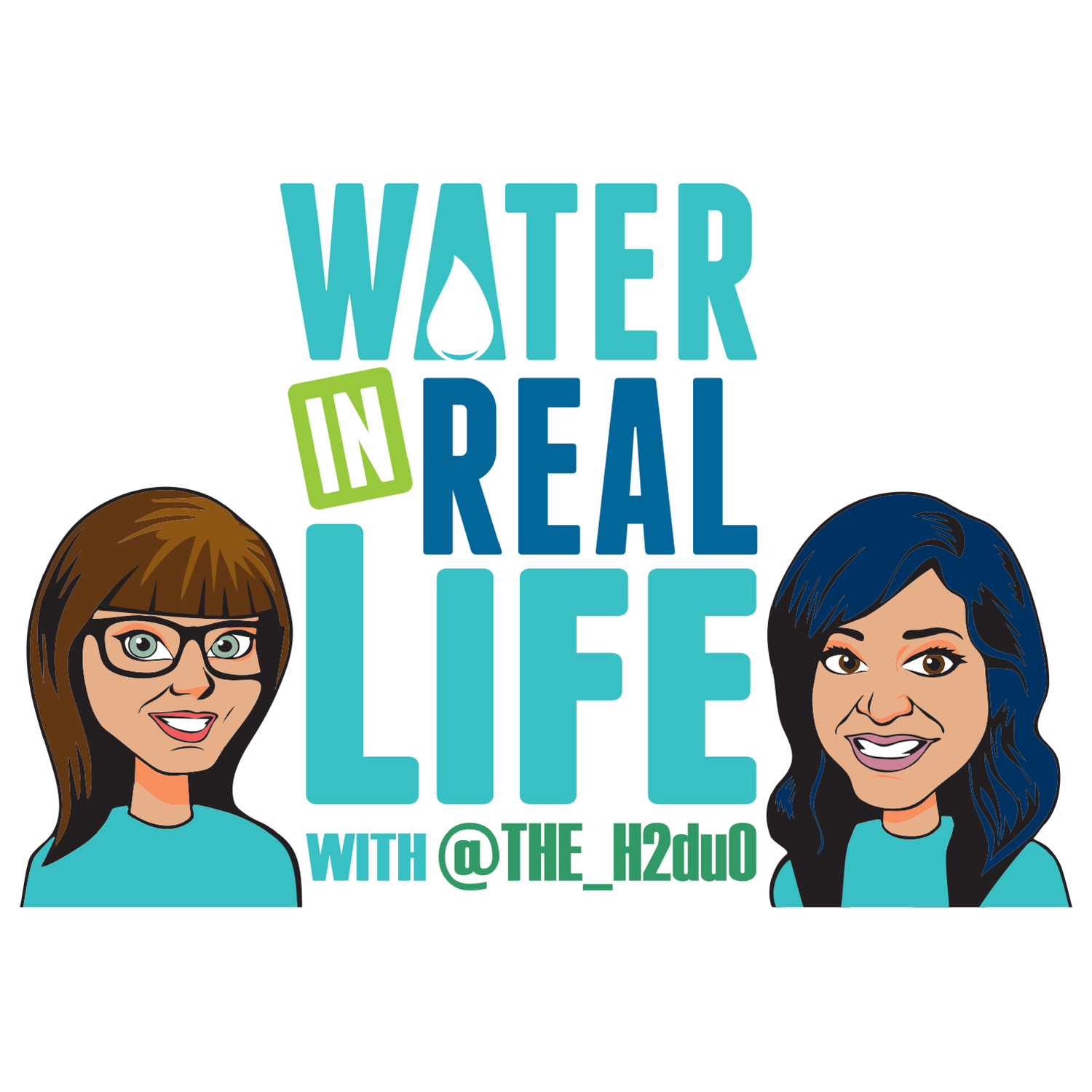 Artwork for podcast Water In Real Life