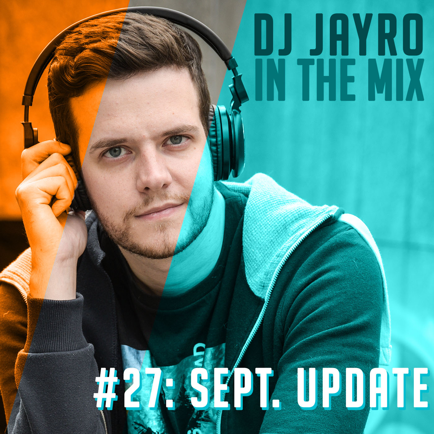 Artwork for podcast DJ JayRo In The Mix