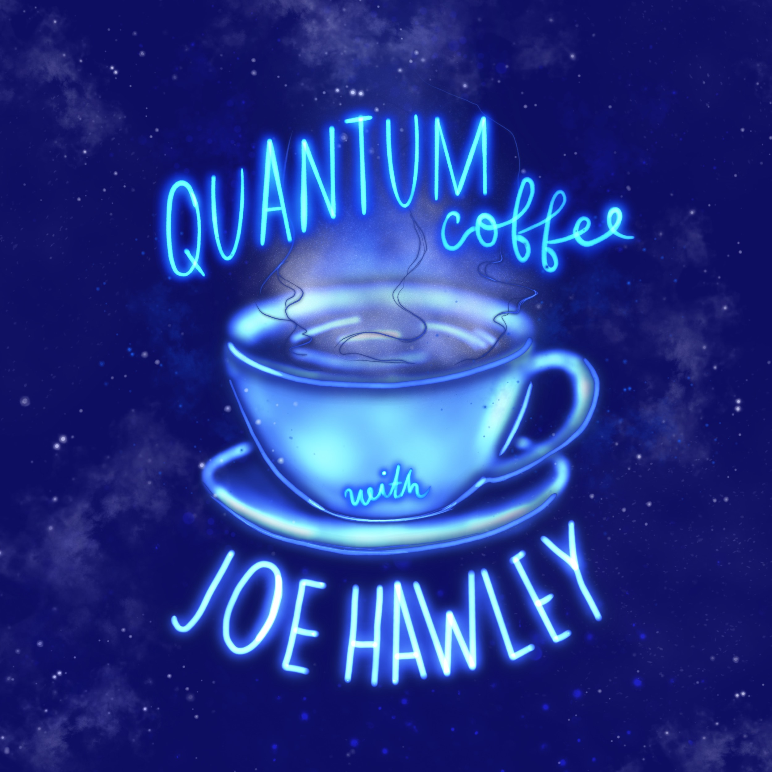 Artwork for podcast Quantum Coffee with Joe Hawley Podcast