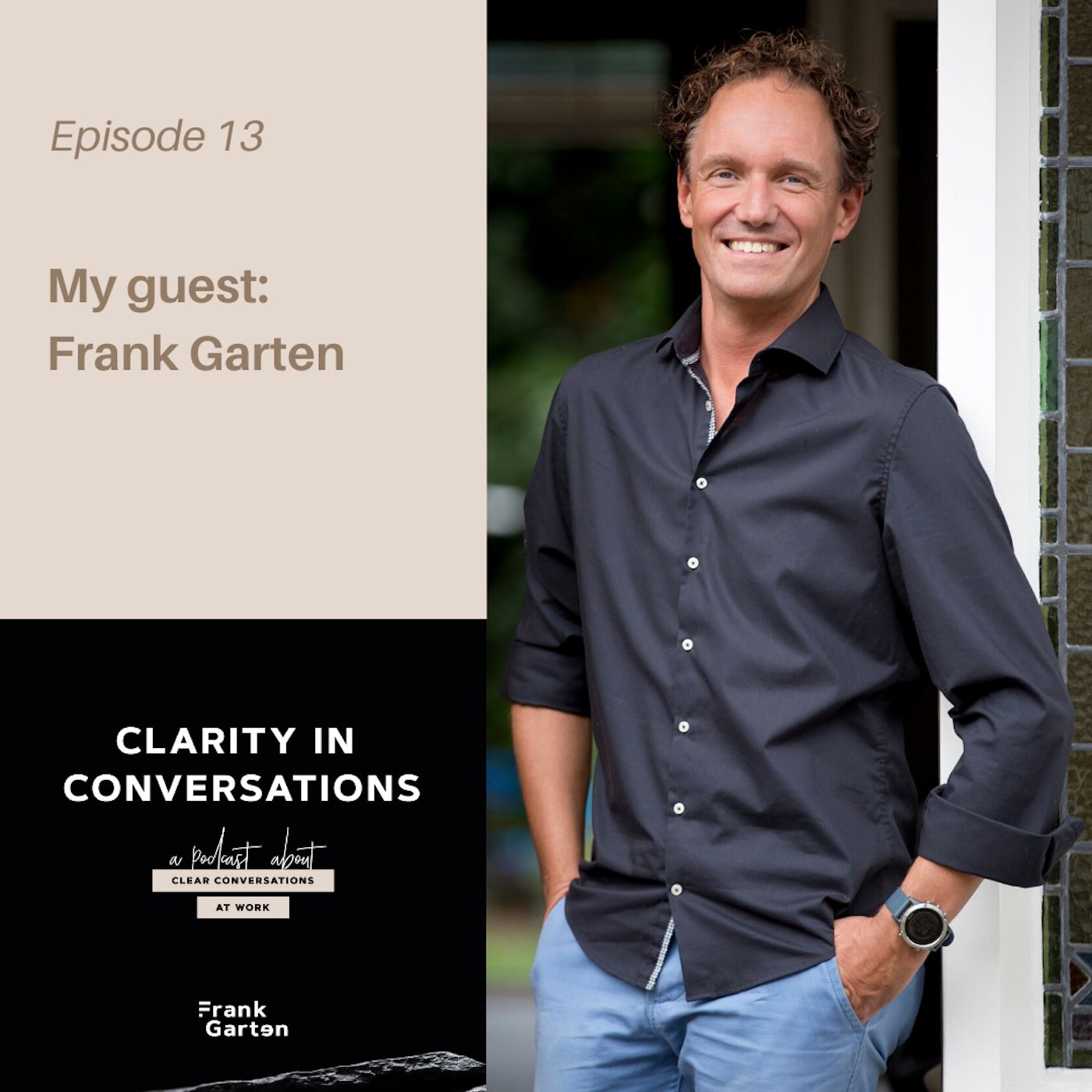 Artwork for podcast Clarity in Conversations