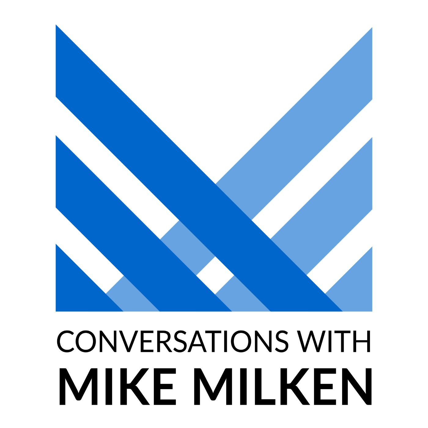 Artwork for podcast Conversations with Mike Milken