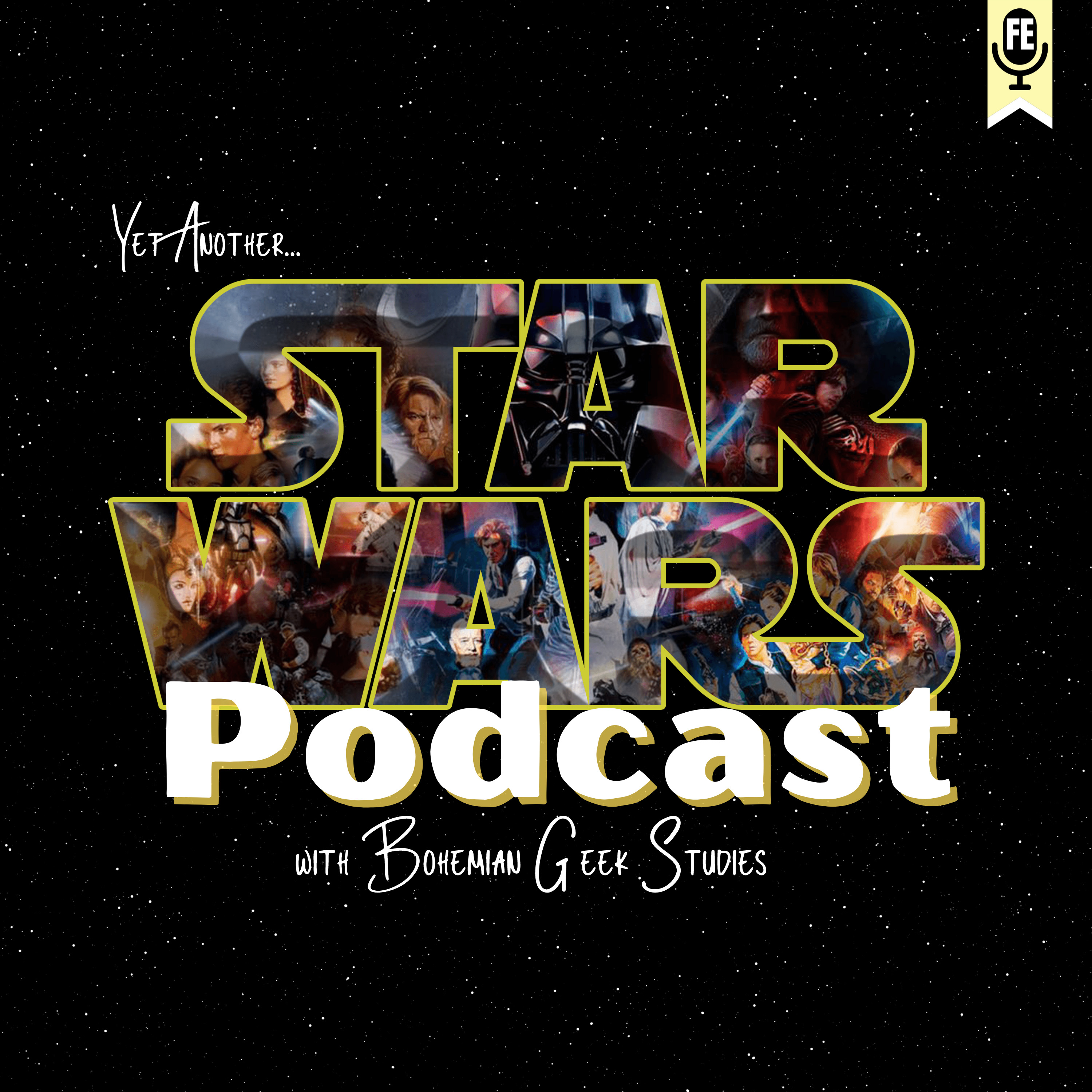 Show artwork for Yet Another Star Wars Podcast