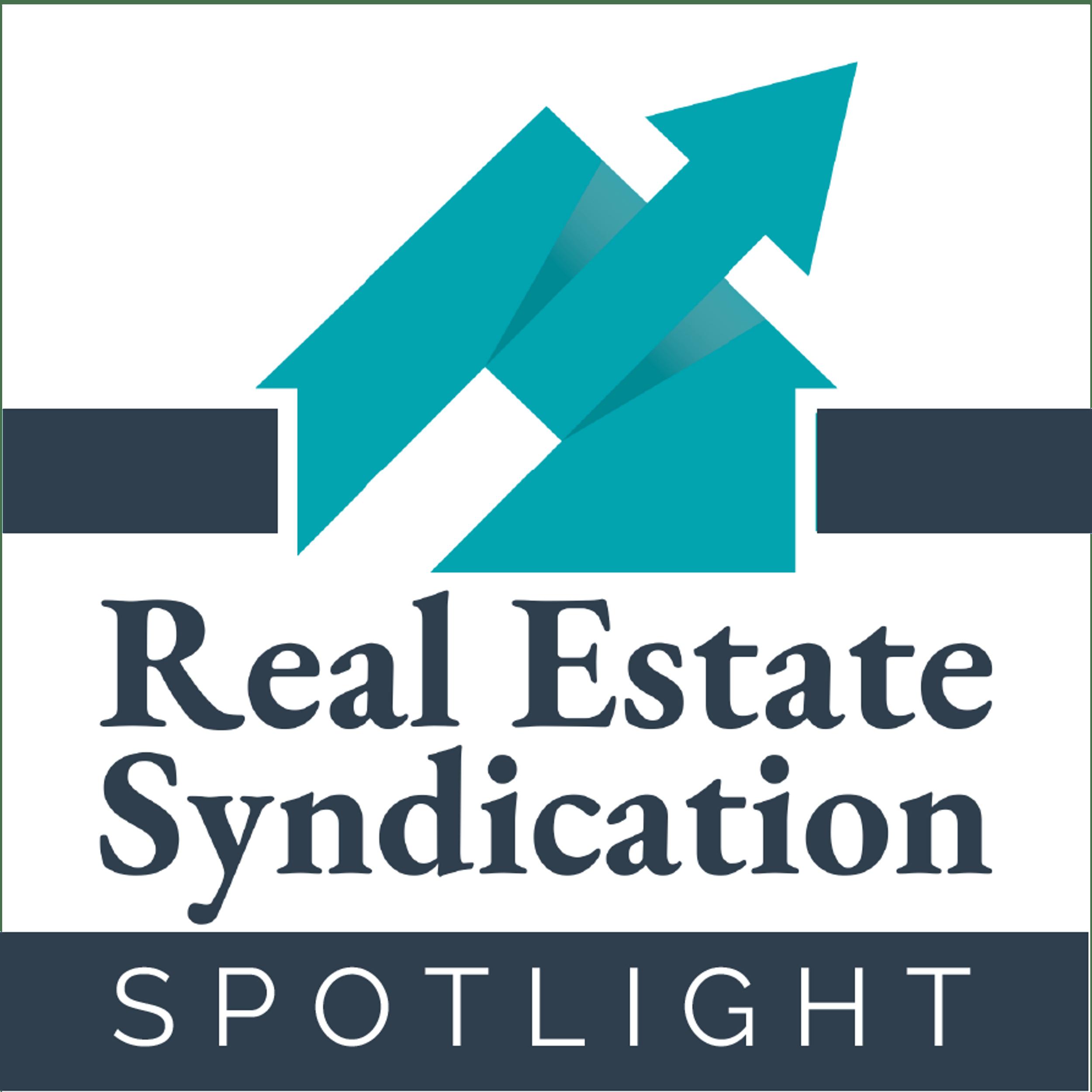 Artwork for podcast Real Estate Syndication Spotlight