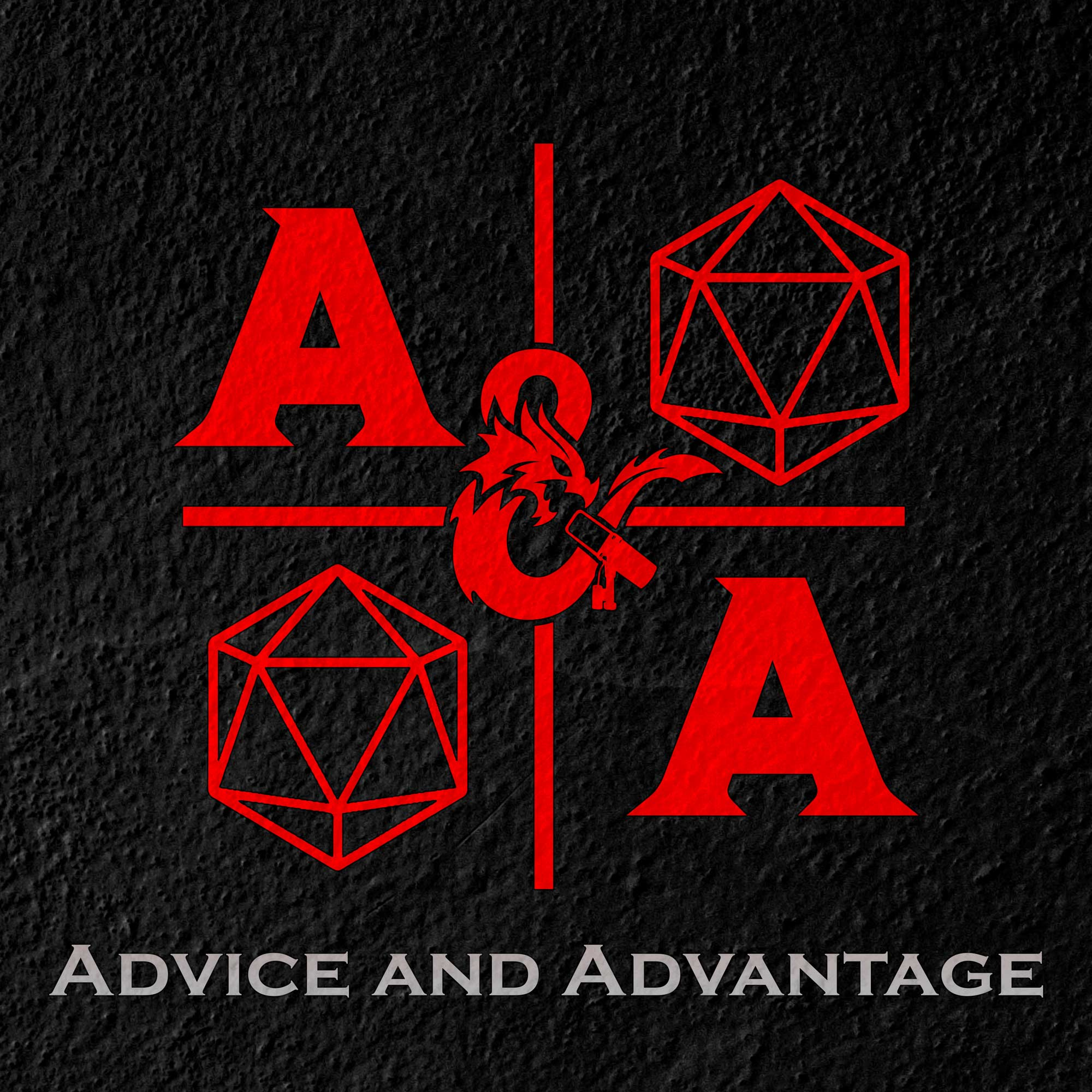Show artwork for Advice and Advantage: How to D&D
