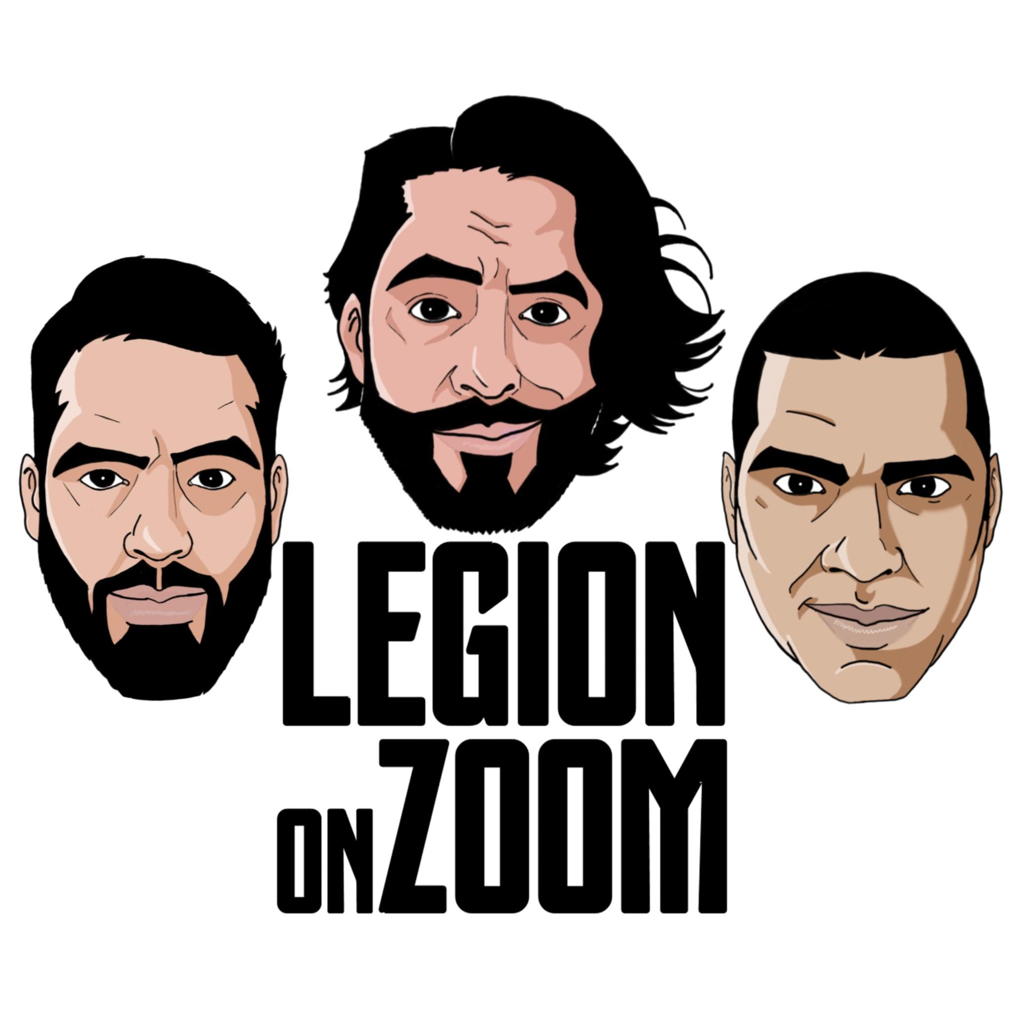 Show artwork for Legion on Zoom