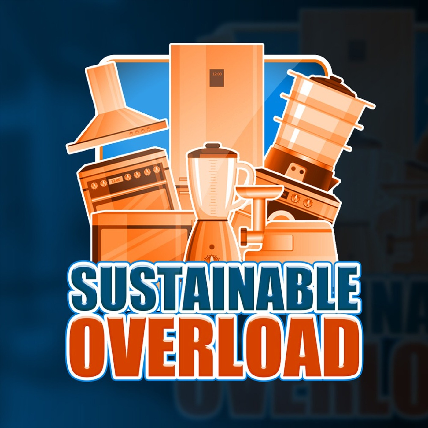 Show artwork for Sustainable Overload