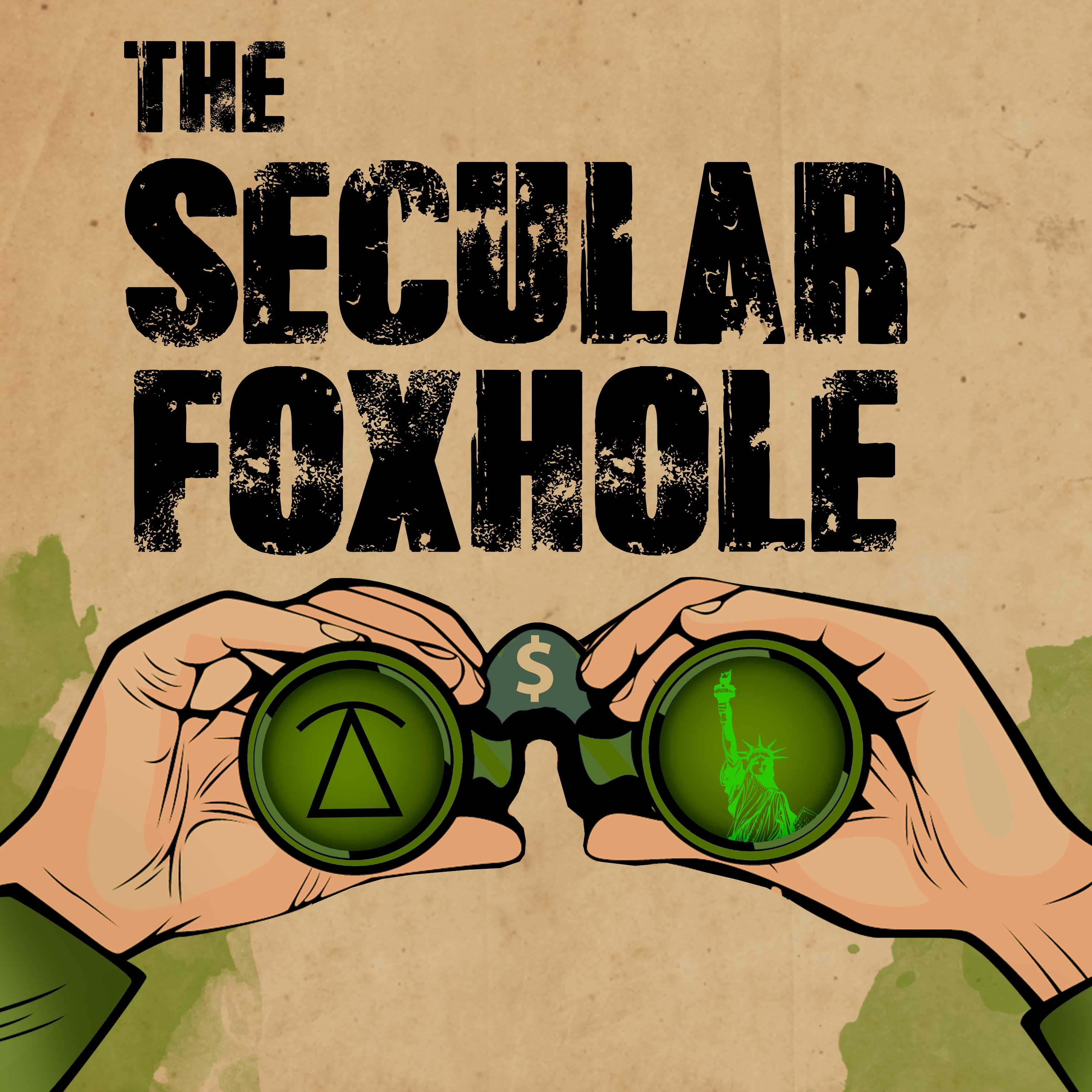 Show artwork for The  Secular Foxhole