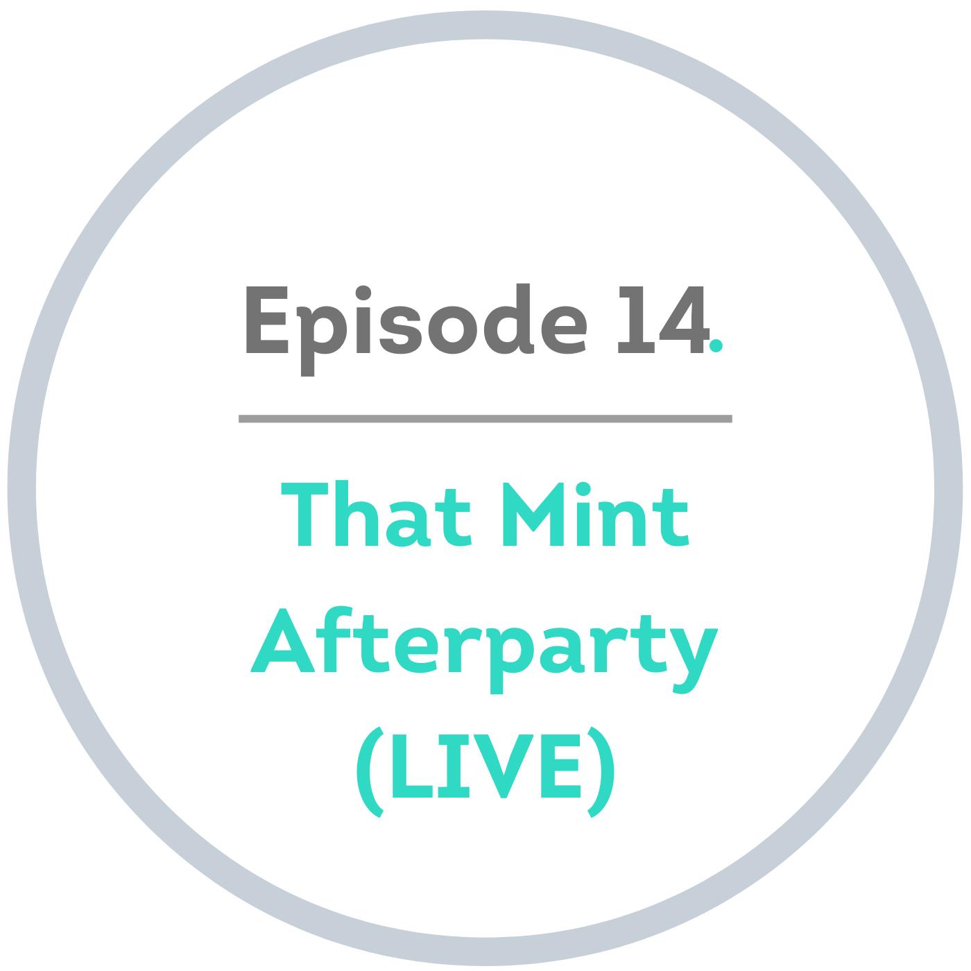 Artwork for podcast That Mint Podcast