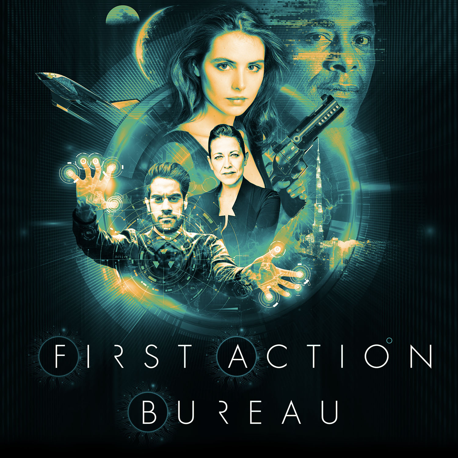 Show artwork for First Action Bureau