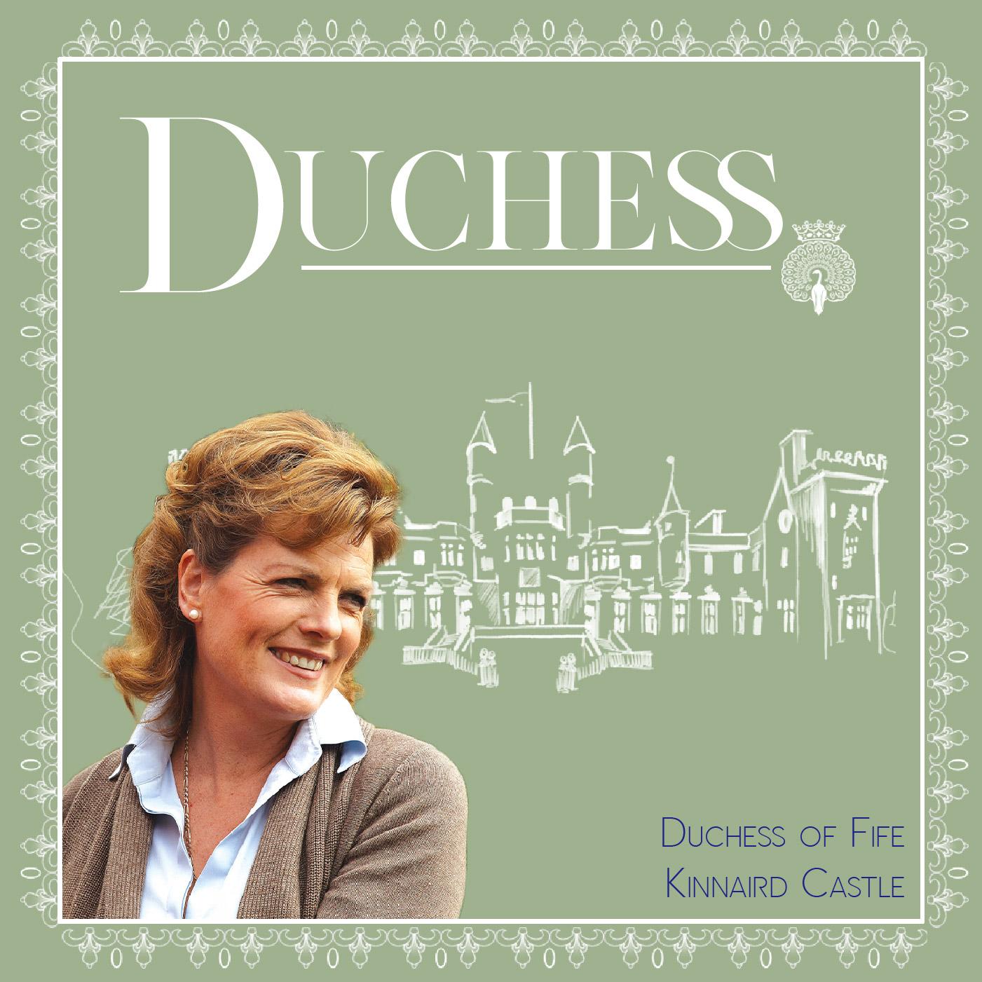 The Duchess of Fife at Kinnaird Castle