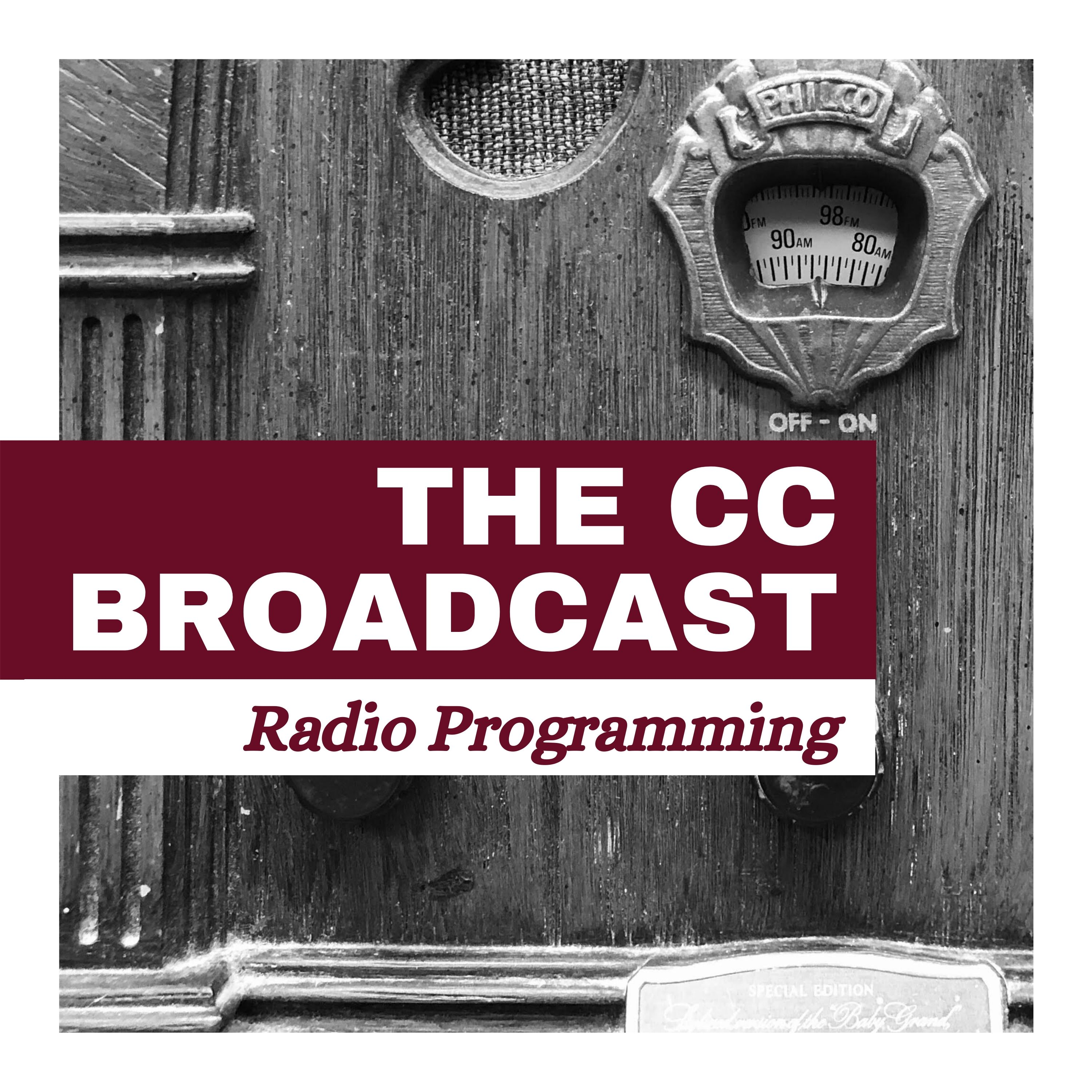 Artwork for podcast The CC Broadcast