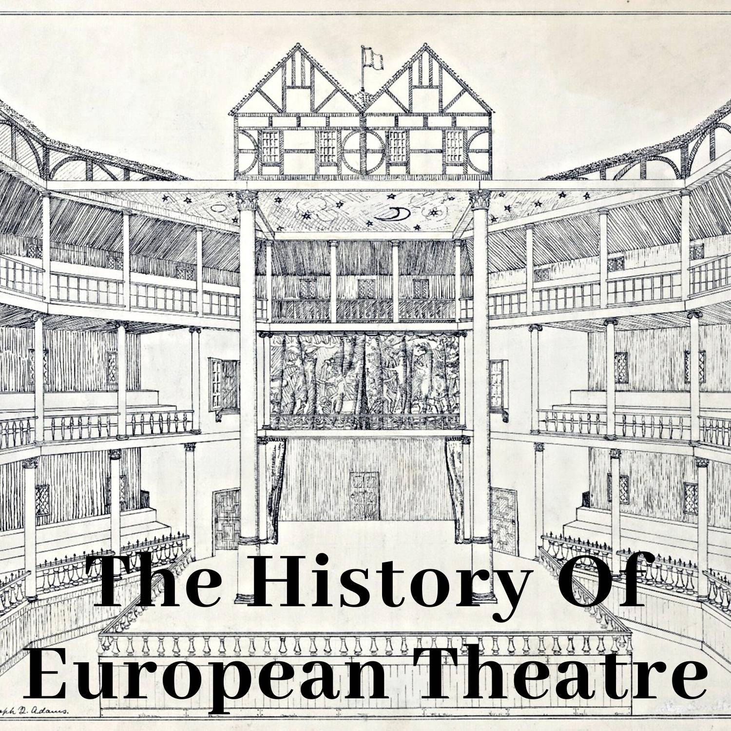 Show artwork for The History Of European Theatre