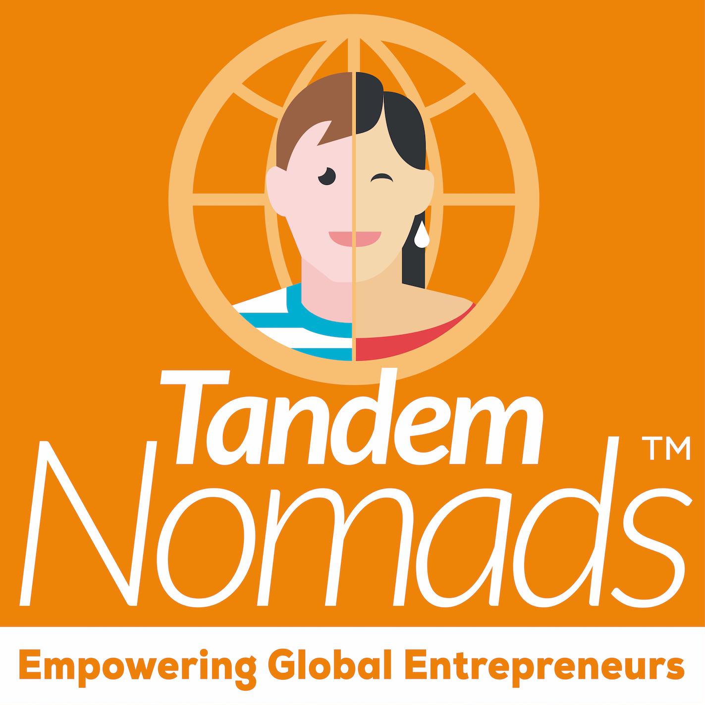 Artwork for podcast Tandem Nomads