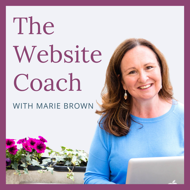Artwork for podcast The Website Coach