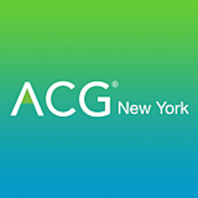 Artwork for podcast ACG NY Podcast Series