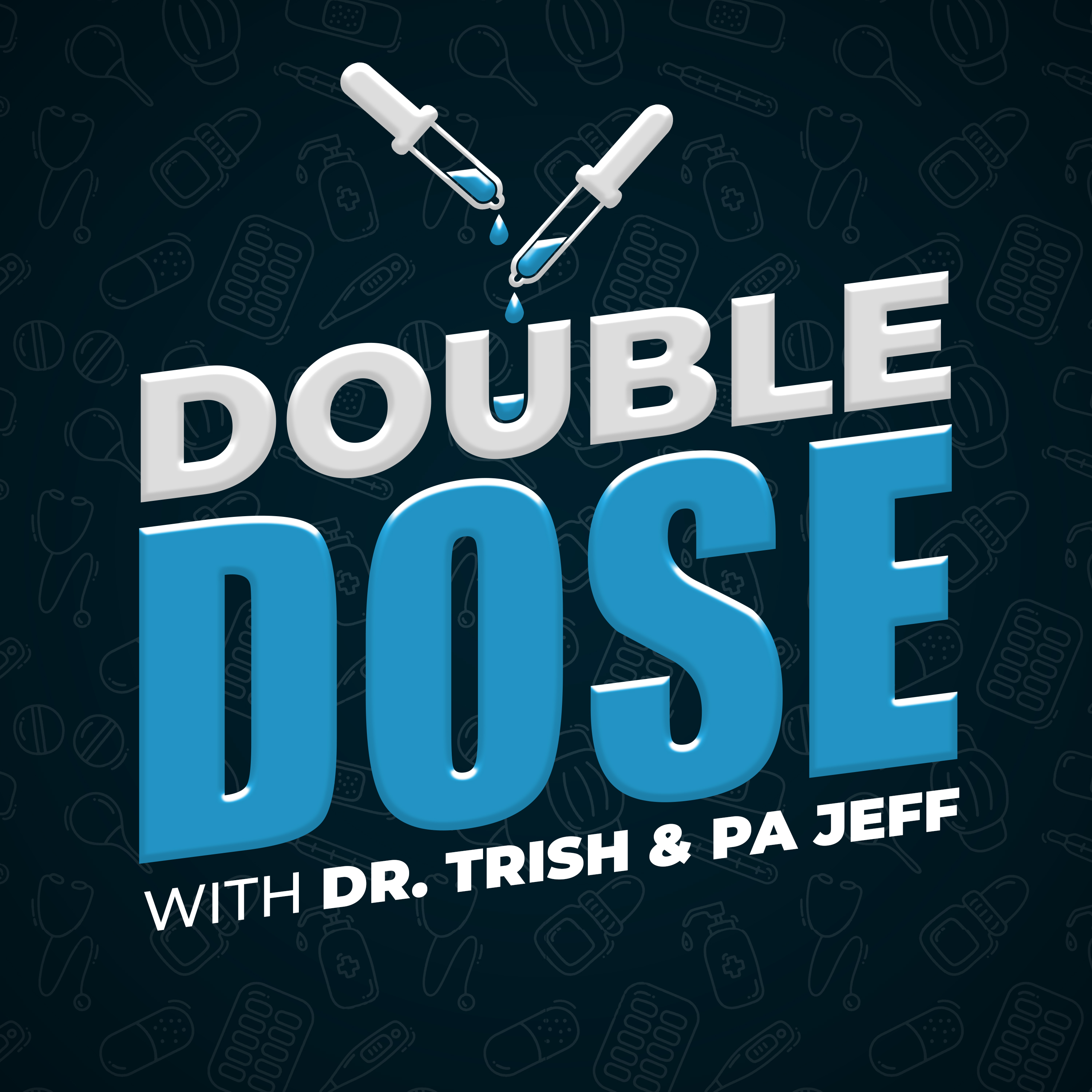 Artwork for podcast DOUBLE DOSE