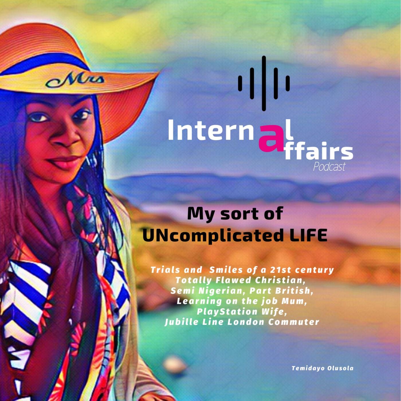 Show artwork for Internal Affairs