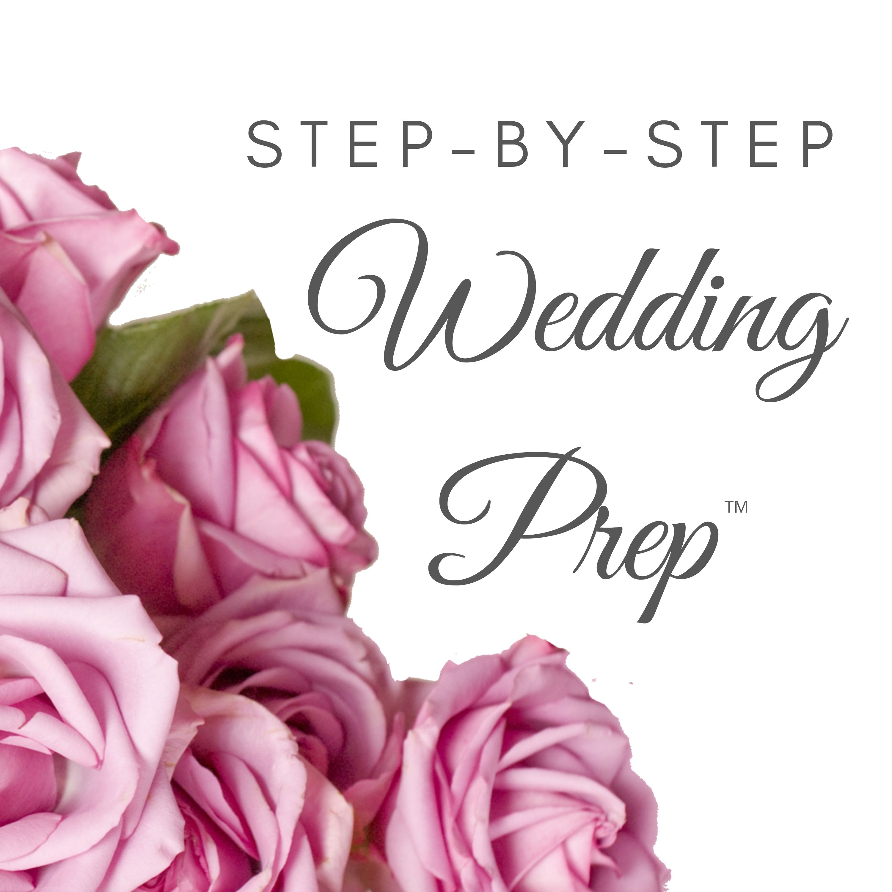 Show artwork for Step-by-Step Wedding Prep