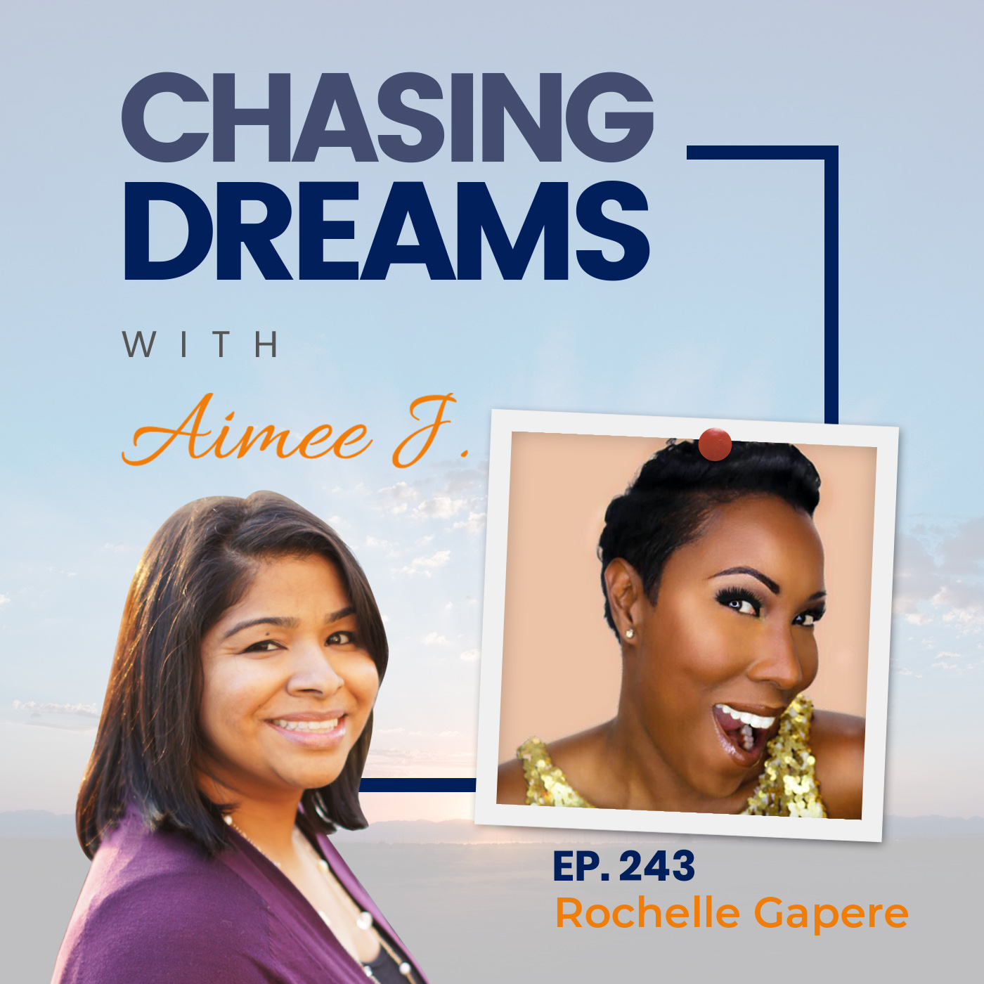 Ep 243: Rochelle Gapere – One Happy Day at a Time