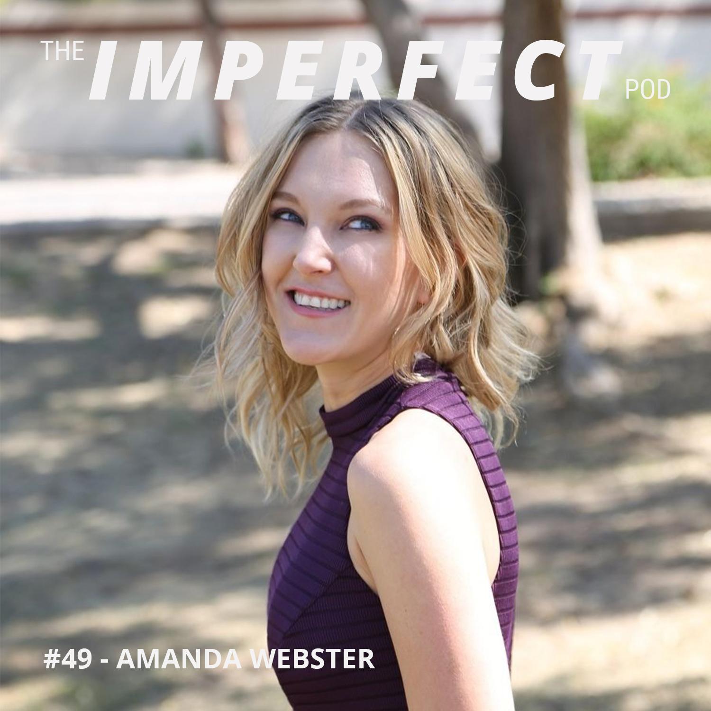 #49   How A Former Playboy Model Went From Victim to Survivor   Amanda Webster