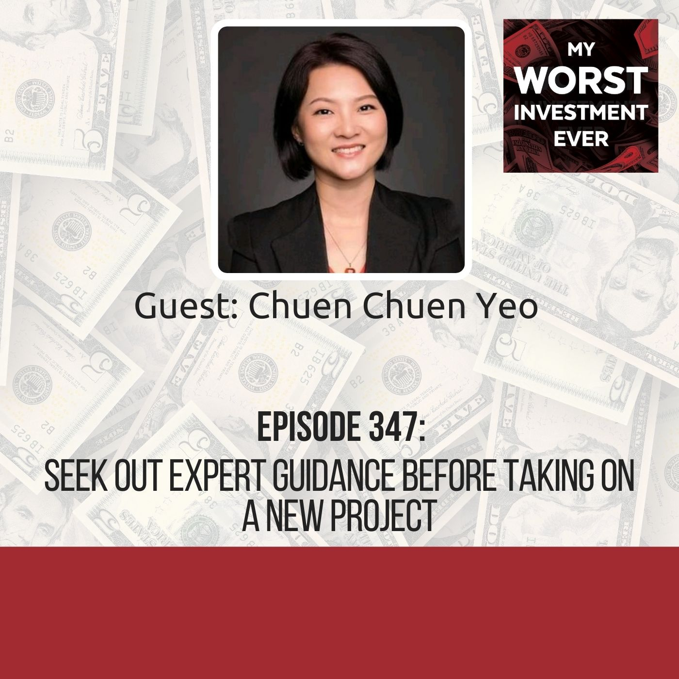 Chuen Chuen Yeo – Seek Out Expert Guidance Before Taking on a New Project