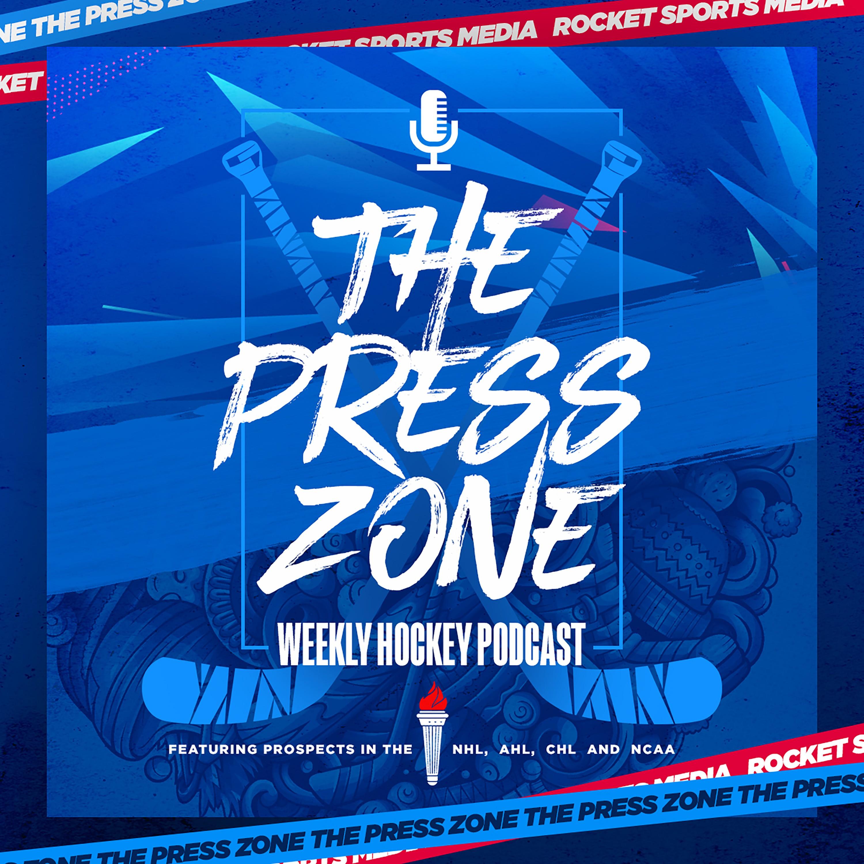 Show artwork for The Press Zone