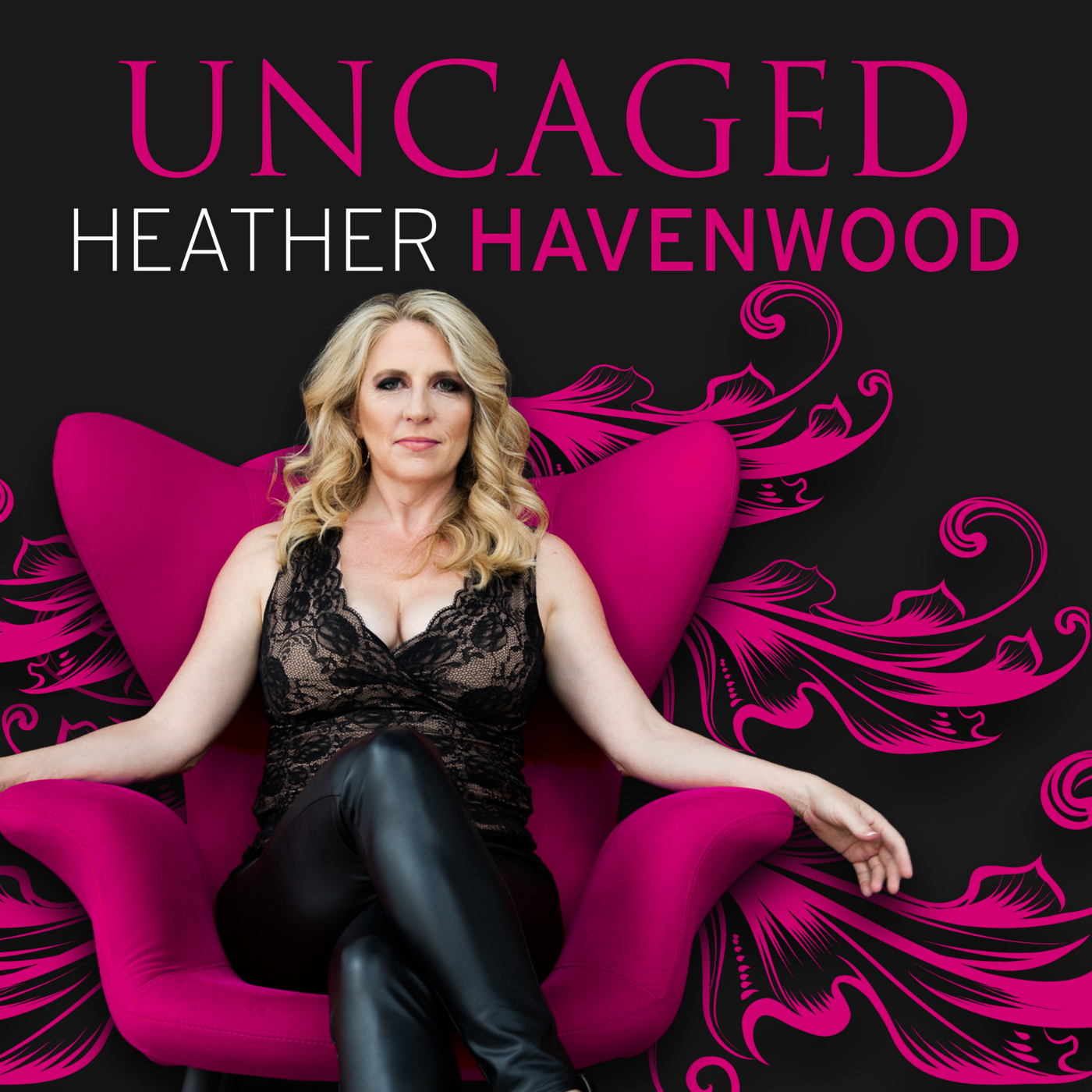 Show artwork for The UnCaged™ Entrepreneur Heather Havenwood
