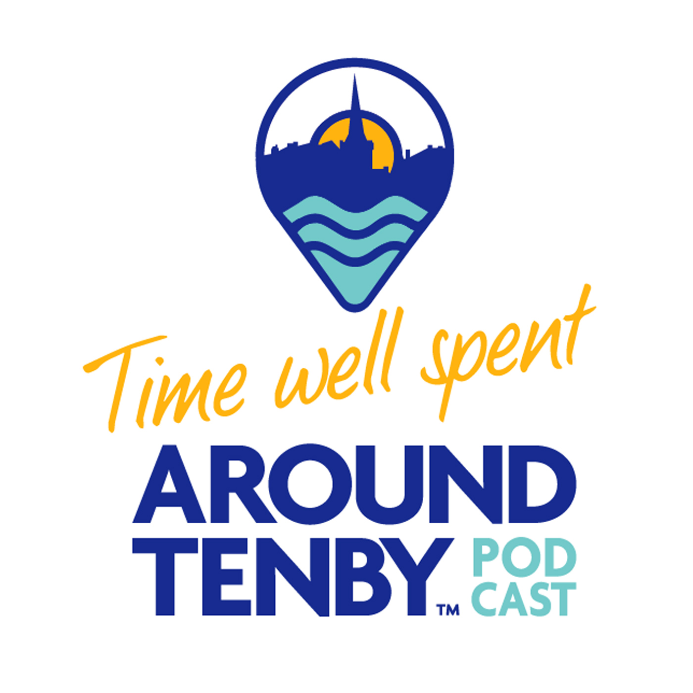 Show artwork for Time Well Spent Around Tenby