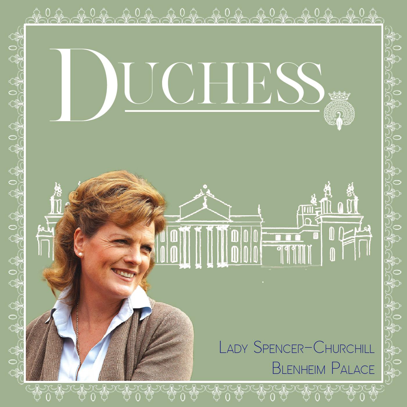 Lady Henrietta Spencer-Churchill of Blenheim Palace