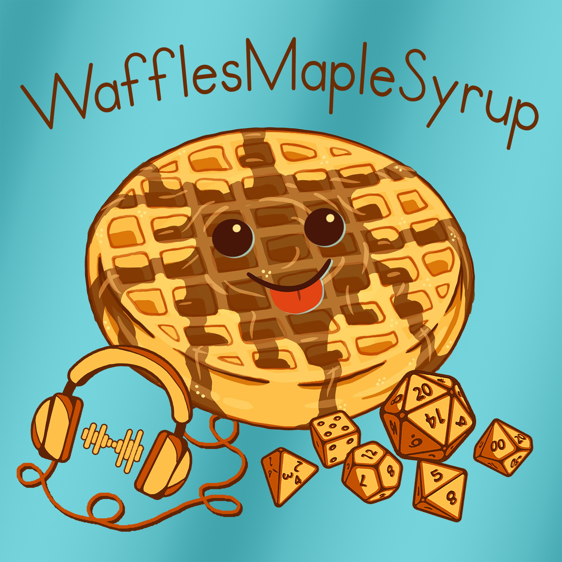 Show artwork for WafflesMapleSyrup