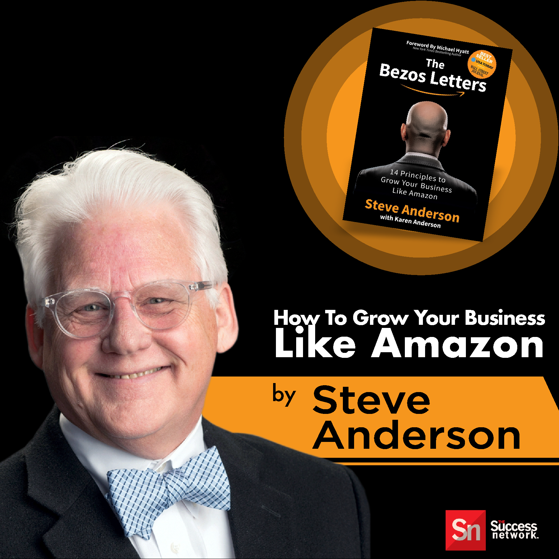 Show artwork for How to Grow Your Business Like Amazon