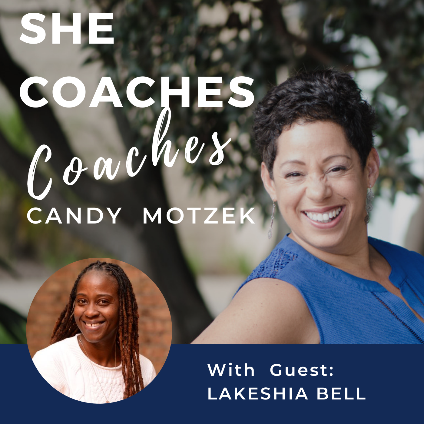 Artwork for podcast She Coaches Coaches