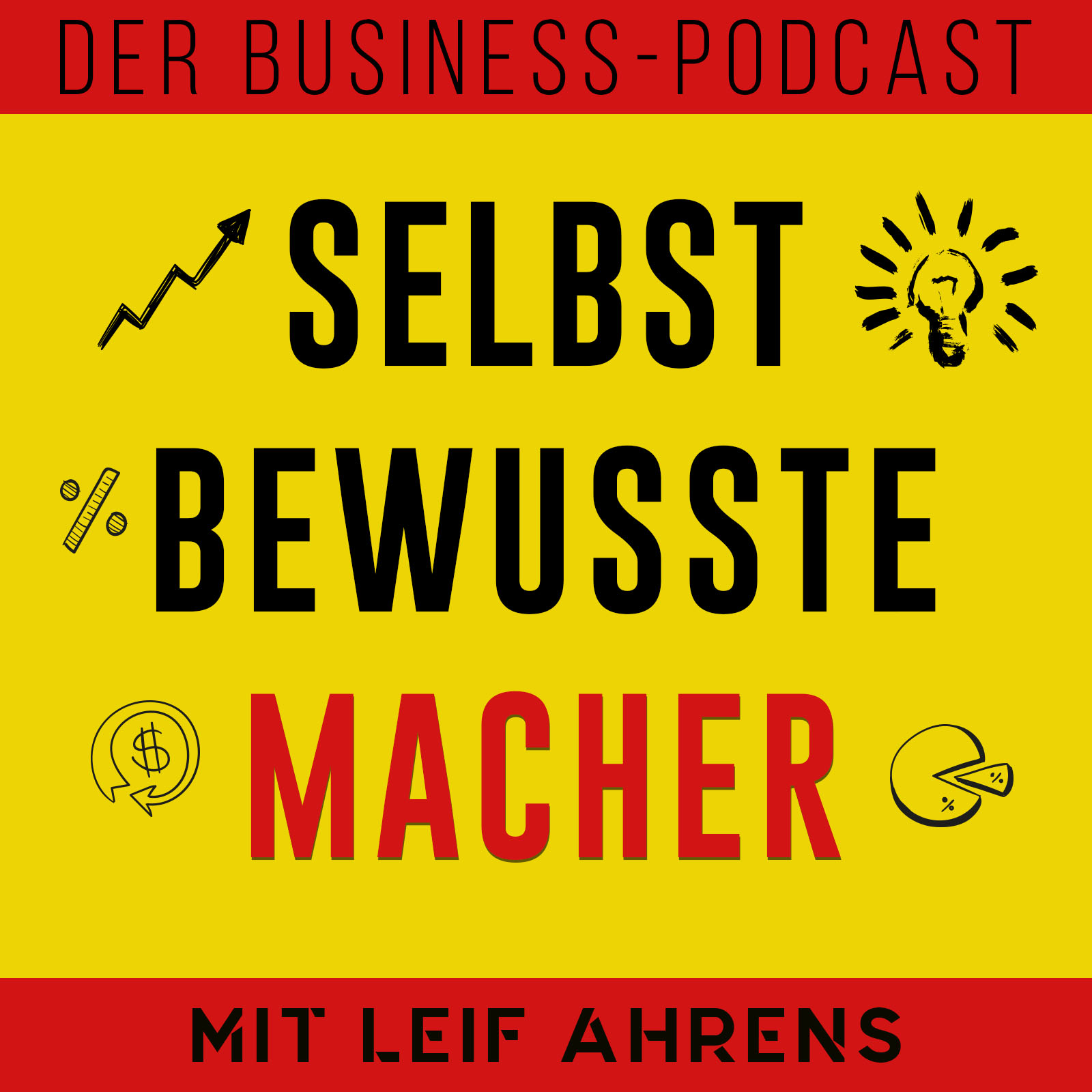 Artwork for podcast Selbstbewusste Macher