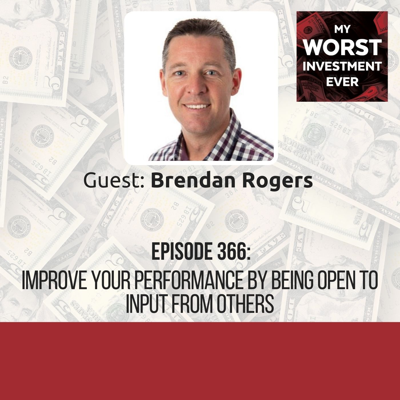 Brendan Rogers – Improve Your Performance by Being Open to Input From Others