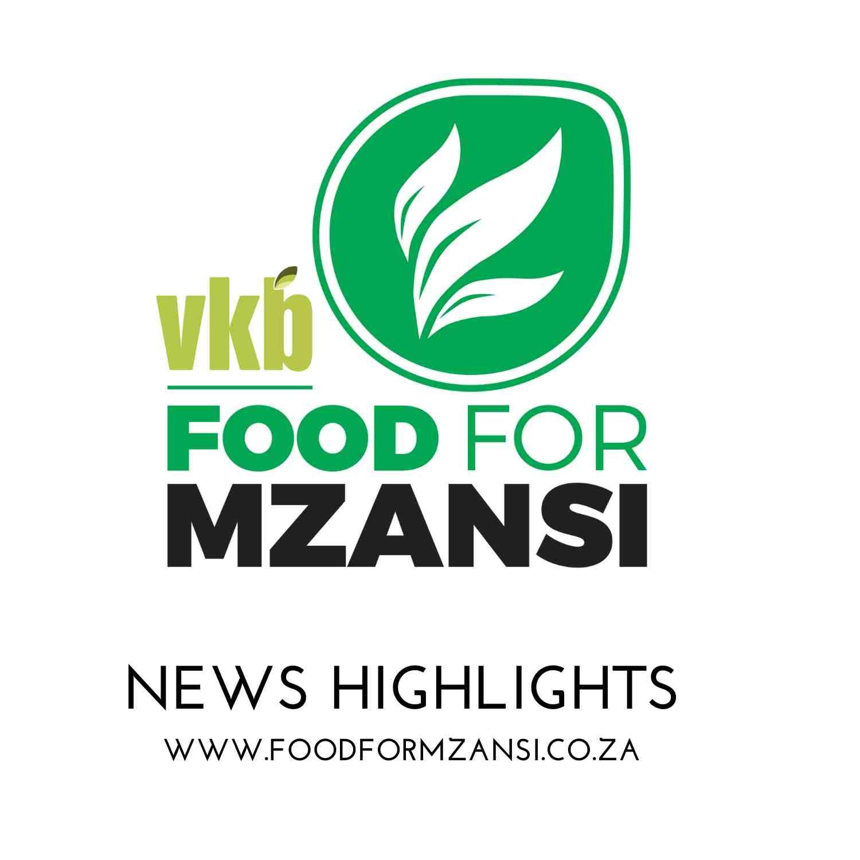 Artwork for podcast Food For Mzansi
