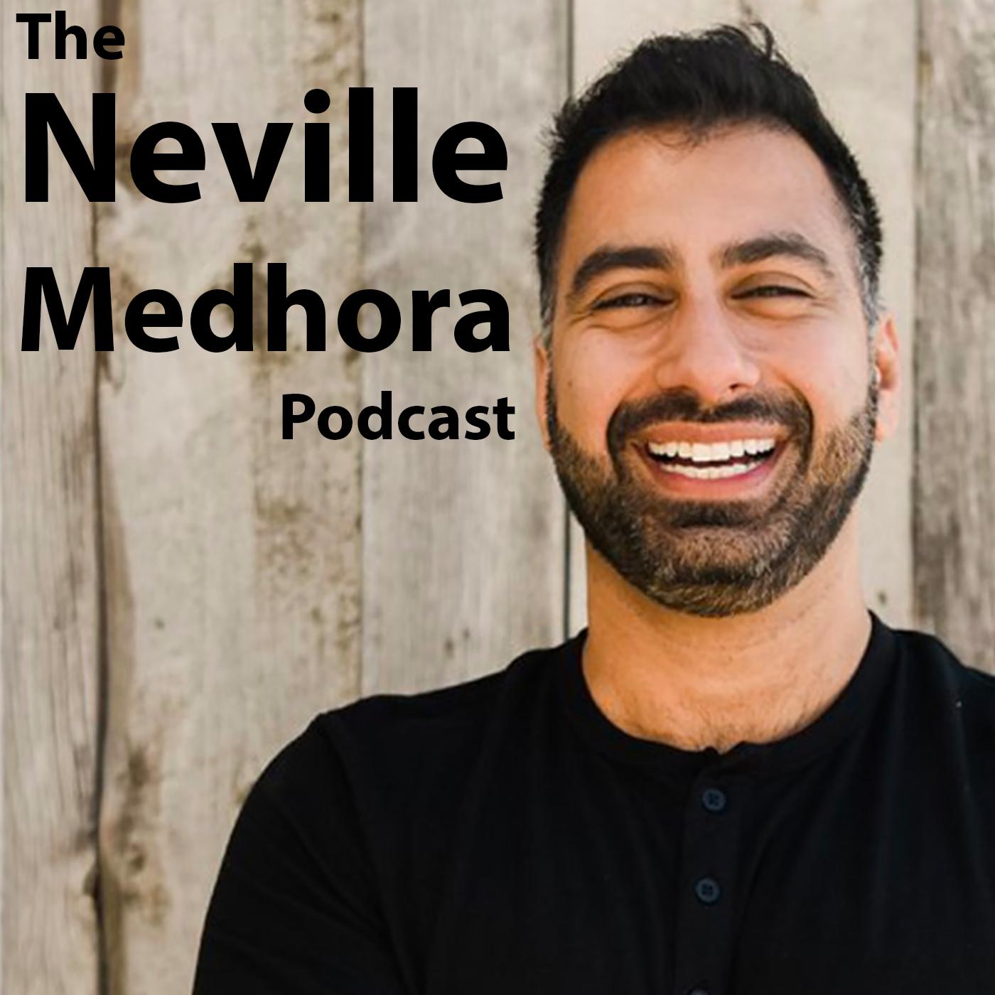 Artwork for podcast Neville Medhora Talks Copywriting