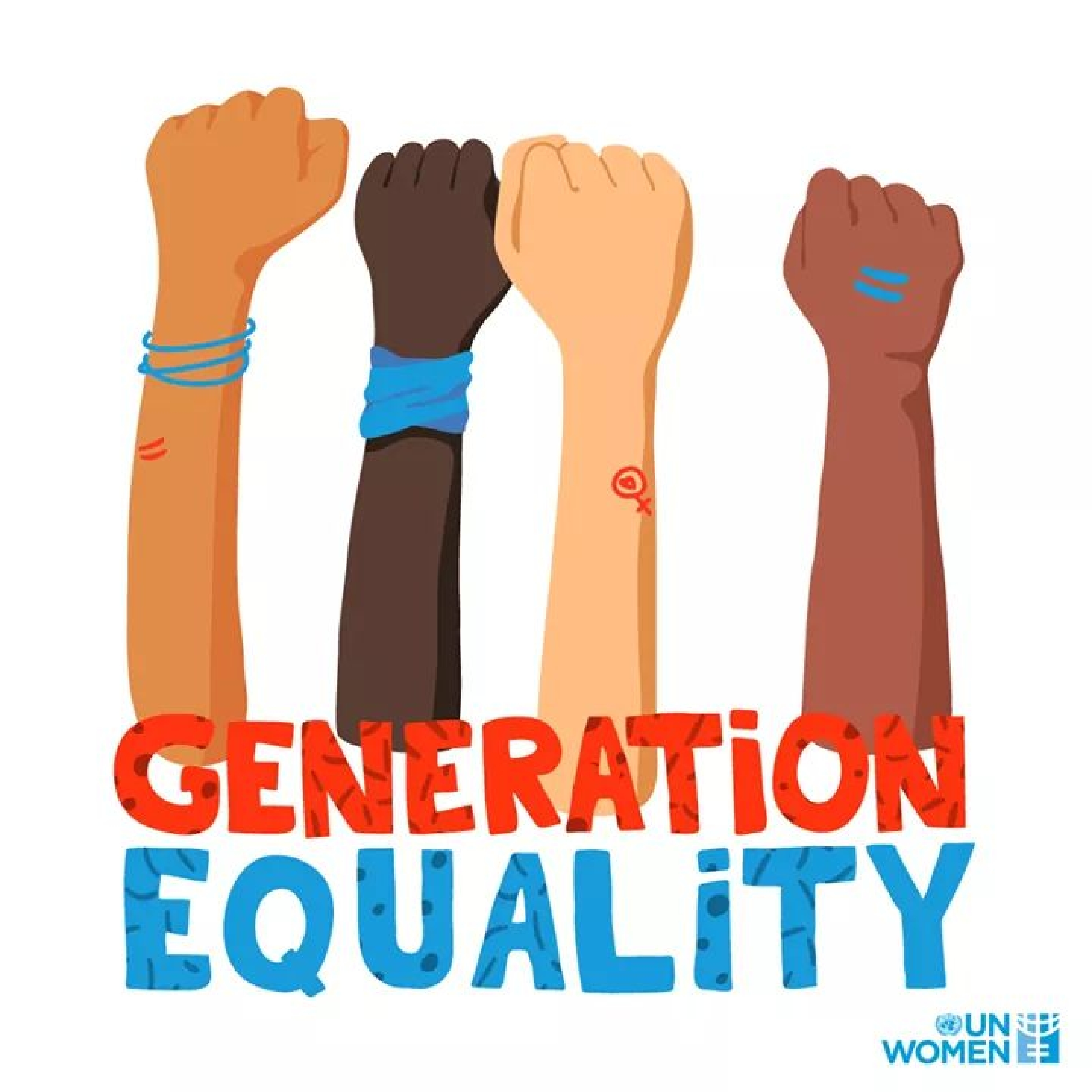 Artwork for podcast World Speech Day Women Generation Equality Campaign