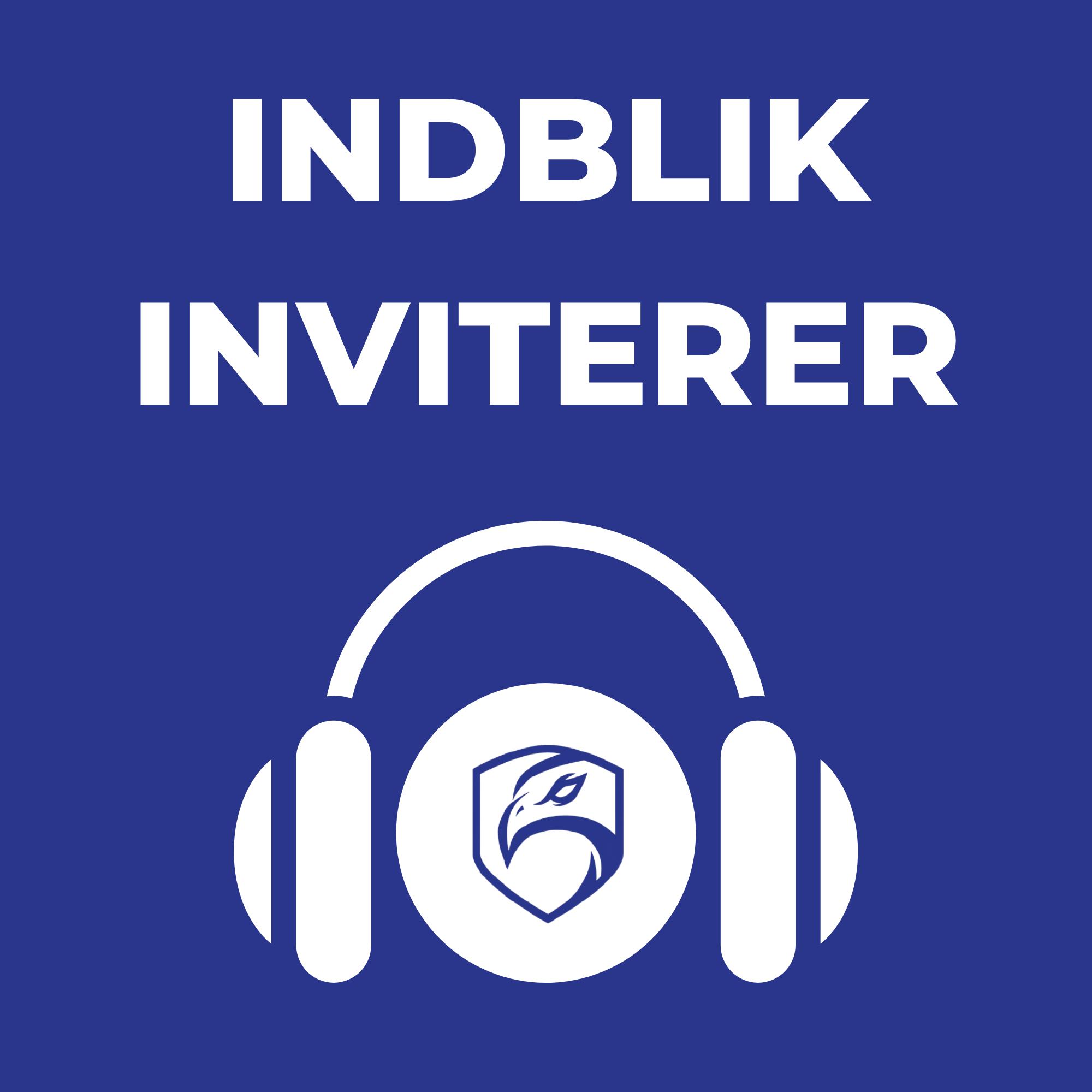 Show artwork for Indblik Inviterer