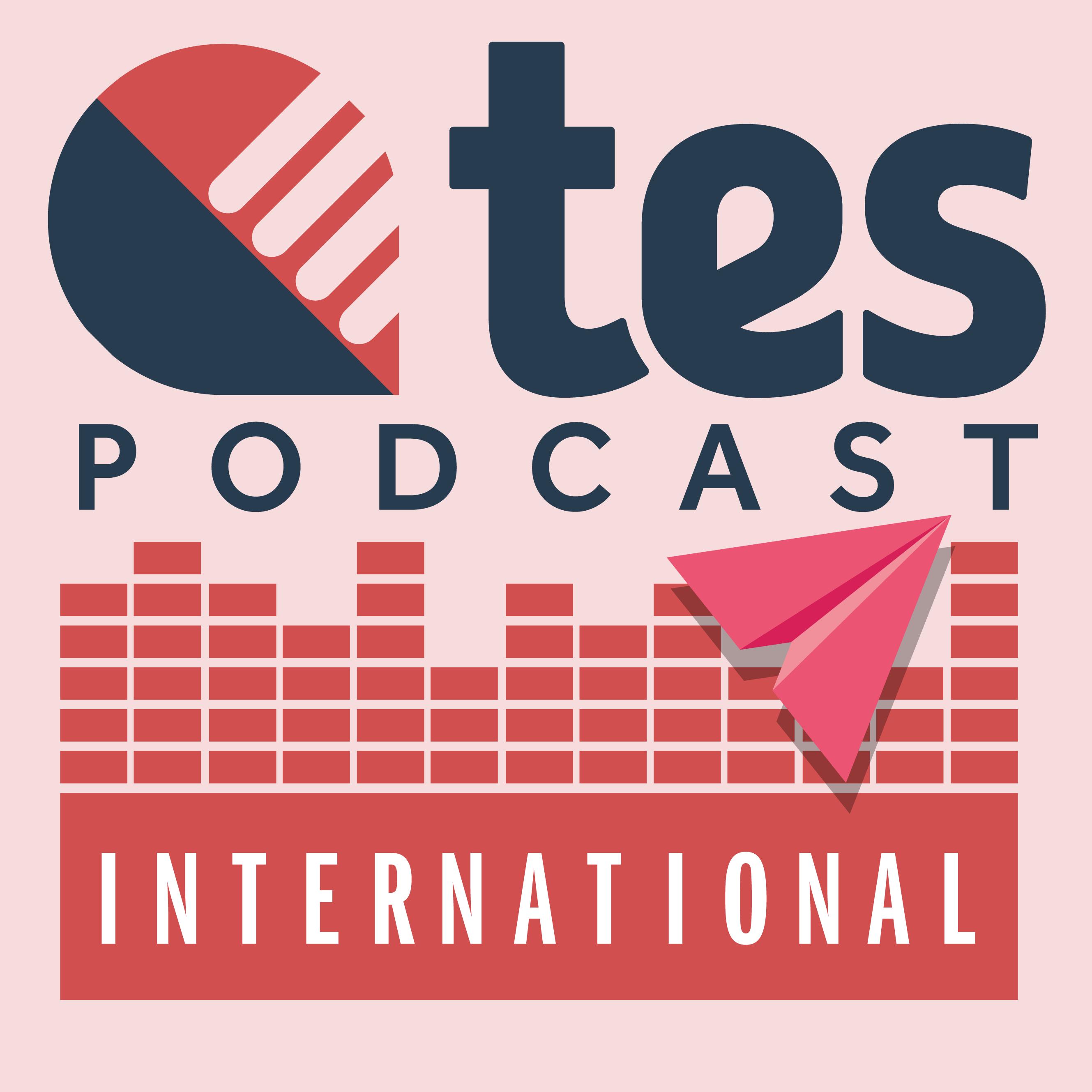 Artwork for podcast Tes International