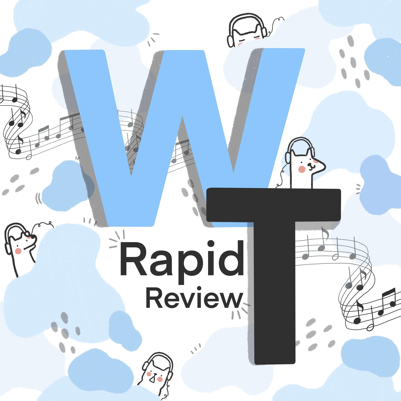 Artwork for podcast Wildcat Tribune's Rapid Reviews