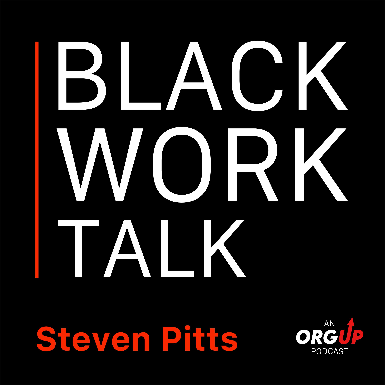 Artwork for podcast Black Work Talk