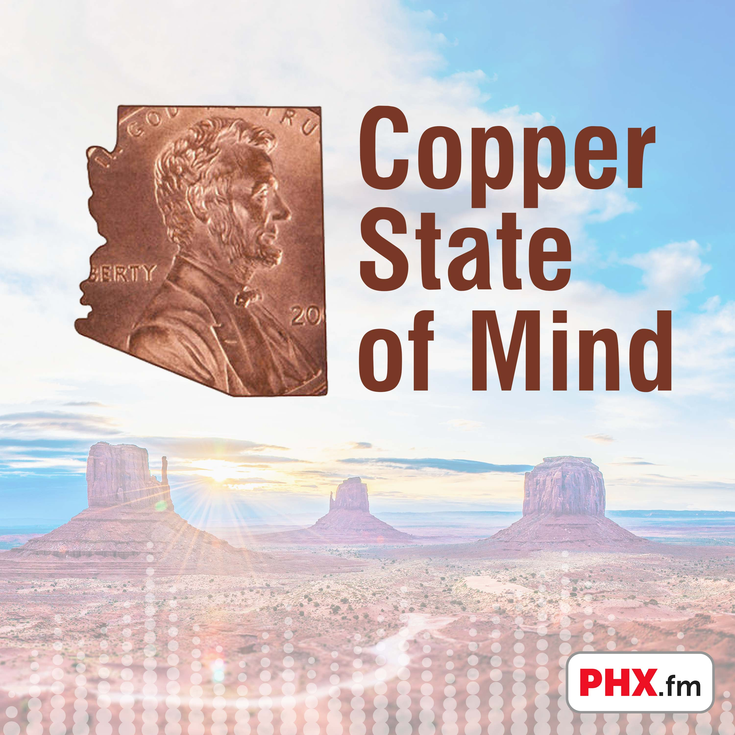 Show artwork for Copper State of Mind