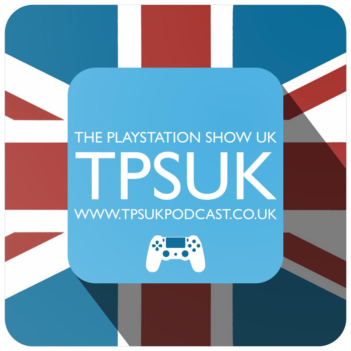 Artwork for podcast The Playstation Show UK (TpSUK)