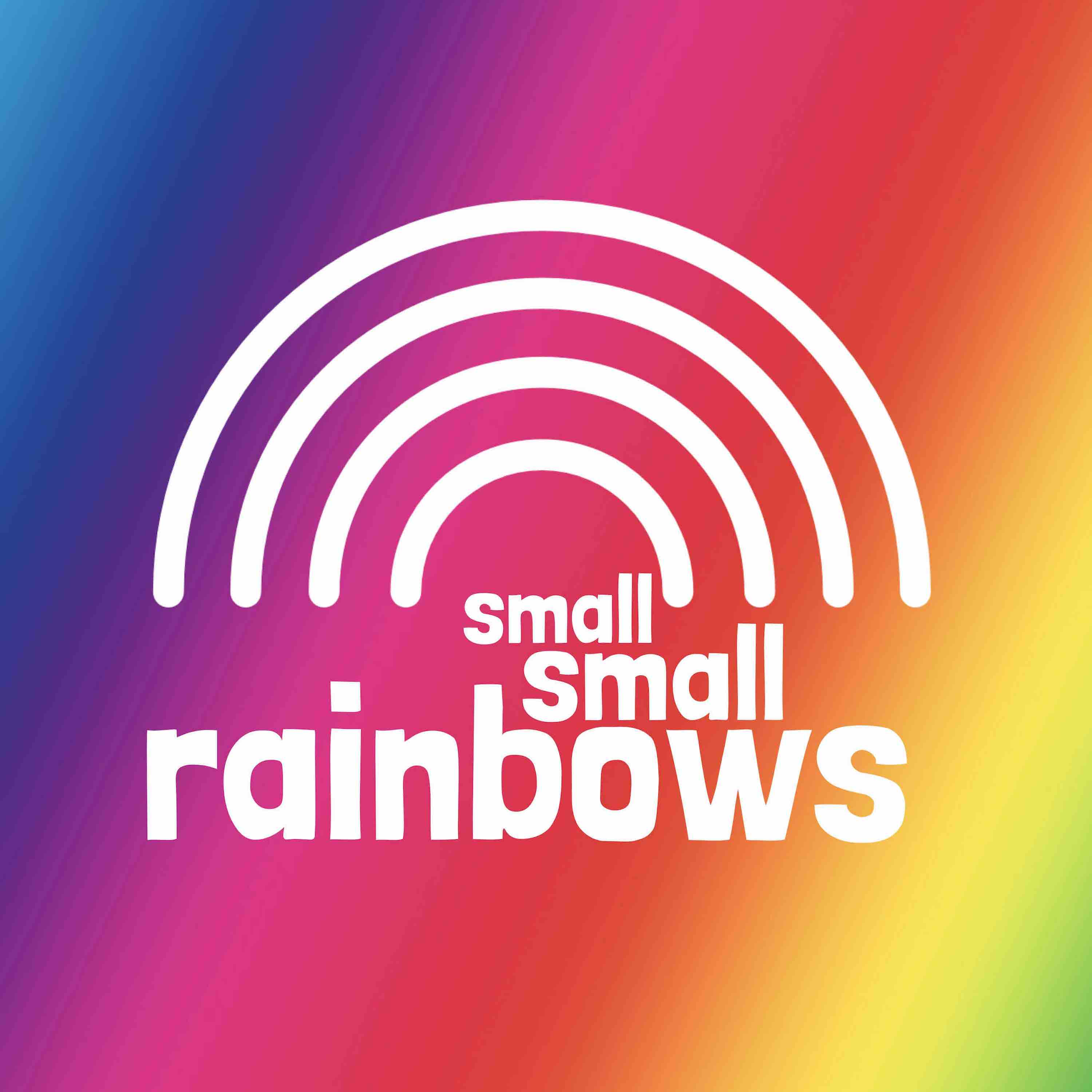 Show artwork for small small rainbows