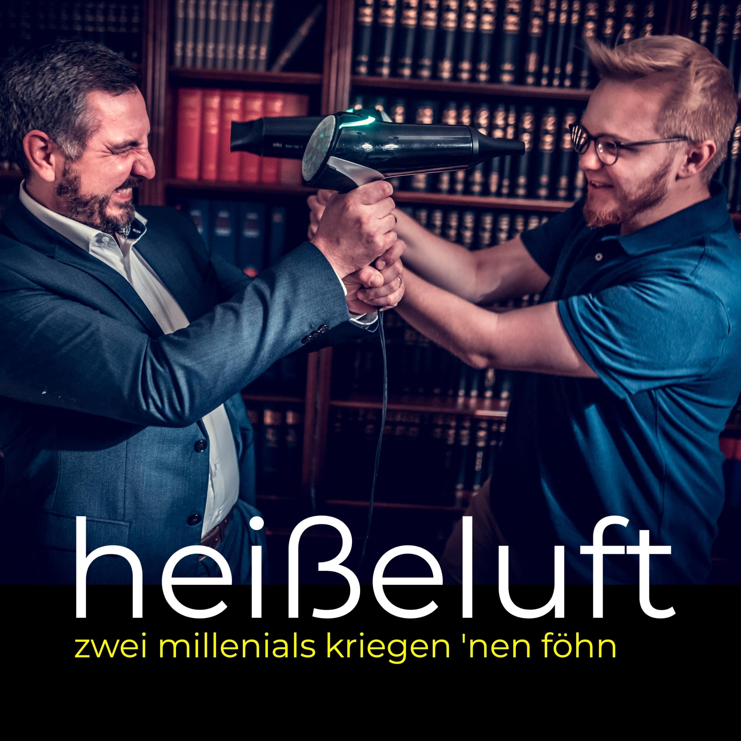 Artwork for podcast heißeluft