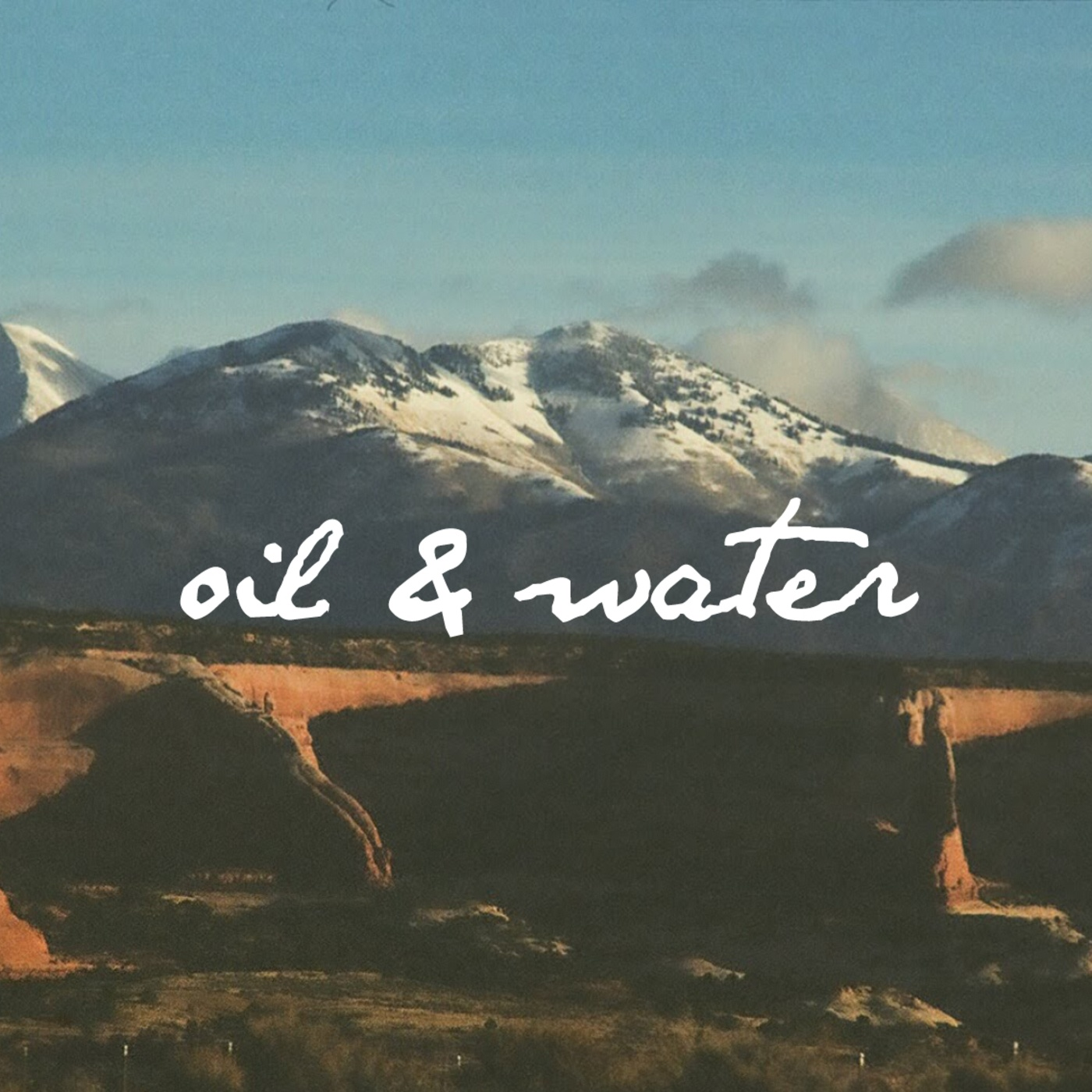 Artwork for podcast Oil and Water