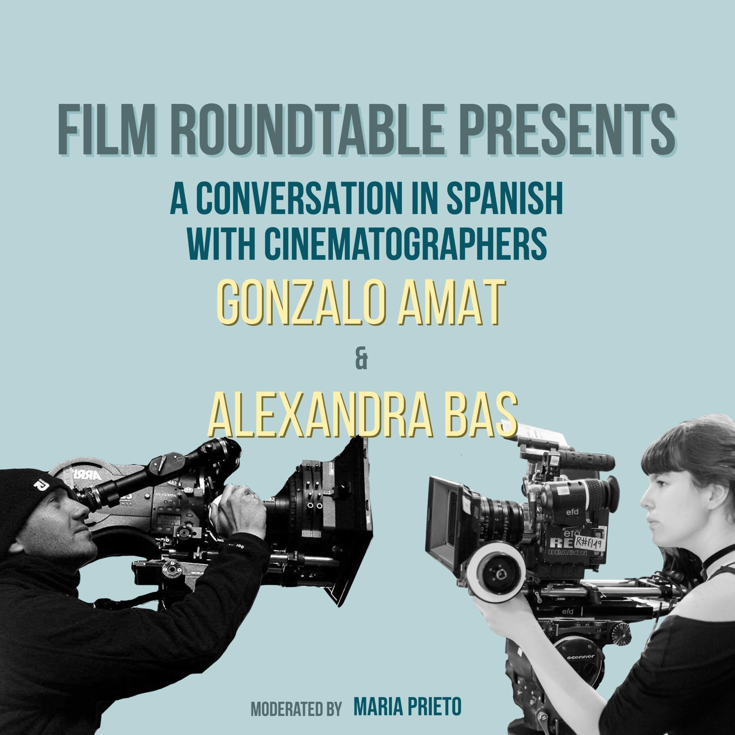 Artwork for podcast Film Roundtable