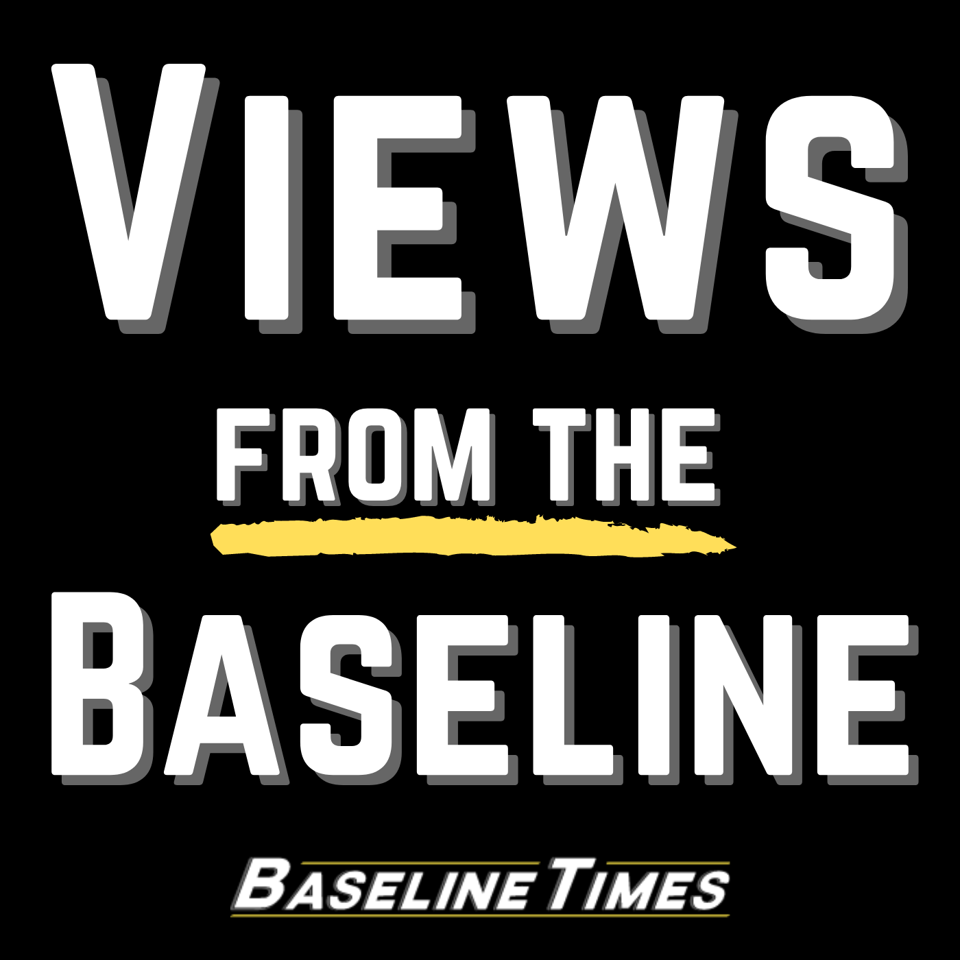 Artwork for podcast Views from the Baseline