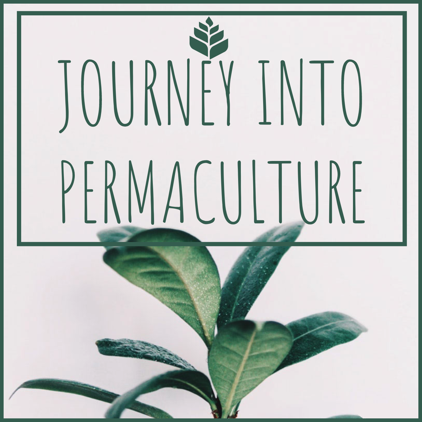 Show artwork for Journey into Permaculture